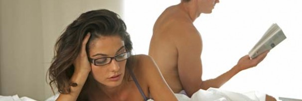 bad sex life affects other parts of your life