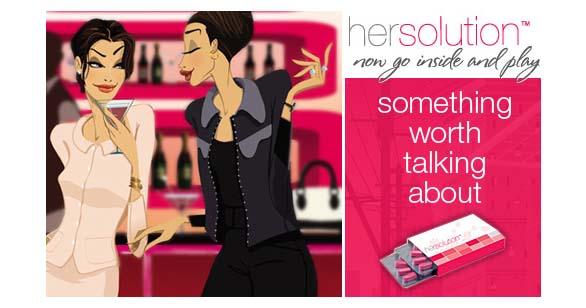 Her Solution Female Libido Enhancer